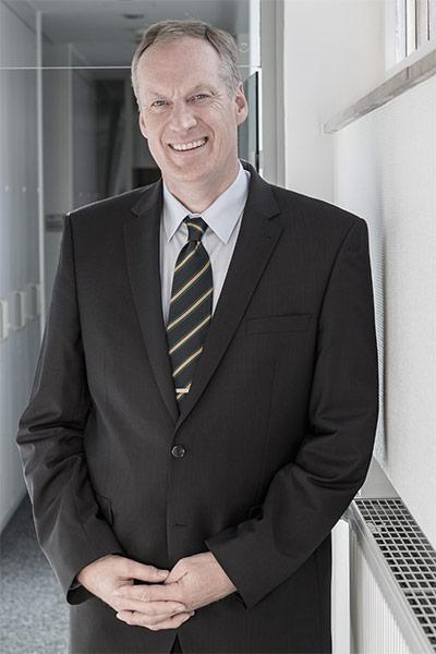 Portraitbild von Harold Groenke