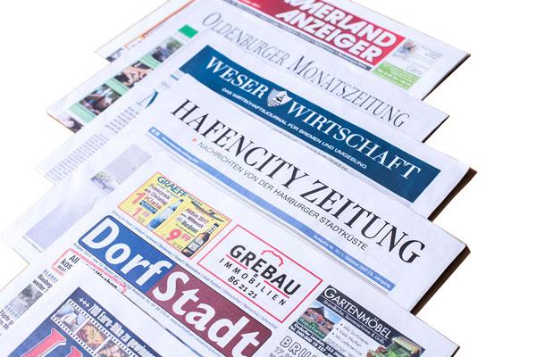 Monatszeitungen